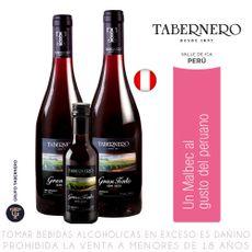 Twopack-Vino-Tabernero-Gran-Tinto-Semiseco-2-Botella-750-ml-c-u-Petaca-1-181754