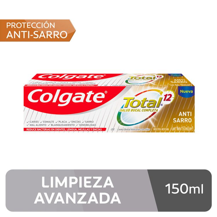 Crema-Dental-Anticaries-con-Fl-or-Colgate-Total-12-Caja-150-ml-1-146258347