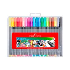 Faber-Castell-Rotulador-Finepen-Paquete-20-unid-1-188024283