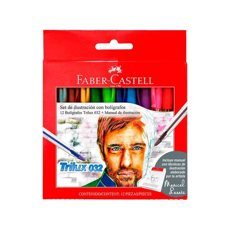 Faber-Castell-Lapicero-Trilux-032-Set-de-Ilustraci-n-Caja-12-unid-1-188024296