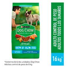 Pack-Dog-Chow-Alimento-para-Perros-Adultos-Control-de-Peso-Bolsa-16-Kg-1-188232765