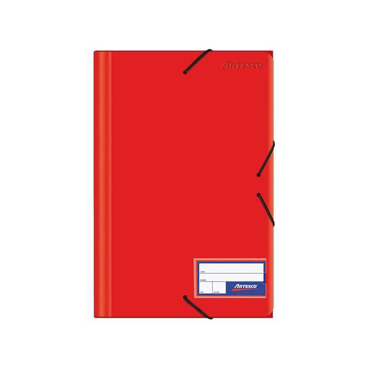 Folder-con-Liga-Artesco-Rojo-1-31903