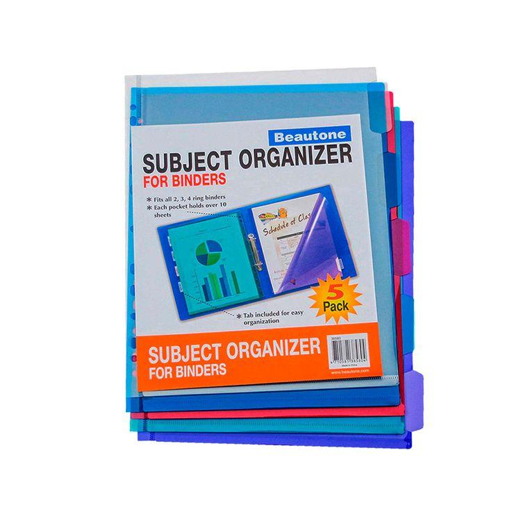 Separador-Organizador-para-Folder-Beautone-5-Colores-1-113518