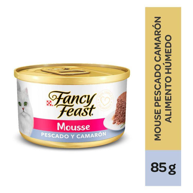 Fancy-Feast-Alimento-H-medo-para-Gatos-Mousse-Pescado-y-Camar-n-Lata-85-gr-1-15589072