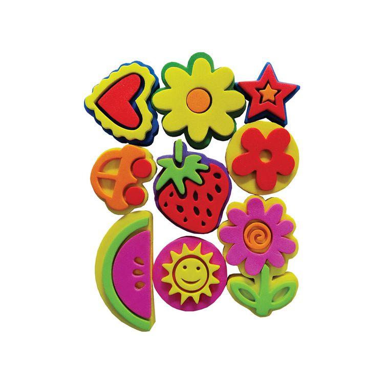 Arti-Creativo-Sellos-Frutas-y-Flores-Pack-9-unid-1-113507333