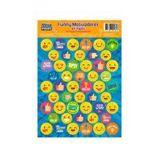 Mega-Print-Stickers-Funny-en-Ingl-s-50-Stickers-1-30048679