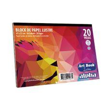 Alpha-Art-Block-de-Papel-Lustre-20-Hojas-1-109473146