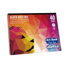 Alpha-Art-Block-de-Papel-Arco-Iris-40-Hojas-1-109473148