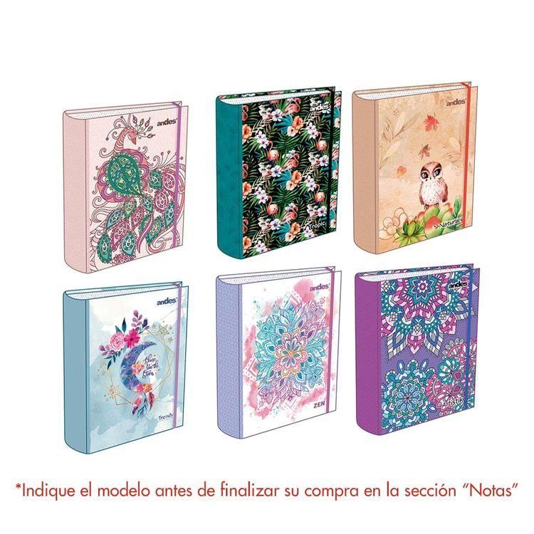 Andes-Archivador-Pioner-2-Anillos-A4-Flor-Surtido-1-130246439