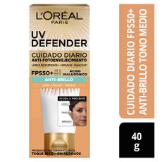 Crema-Facial-Cuidado-Diario-Anti-Brillo-UV-Defender-Tono-Medio-L-Or-al-Paris-Tubo-40-g-1-184743331