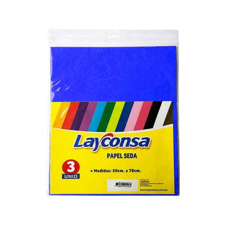 Layconsa-Papel-de-Seda-50-x-70-cm-Azul-3-unid-1-189297139