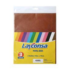 Layconsa-Papel-de-Seda-50-x-70-cm-Marr-n-Bolsa-3-unid-1-189297140