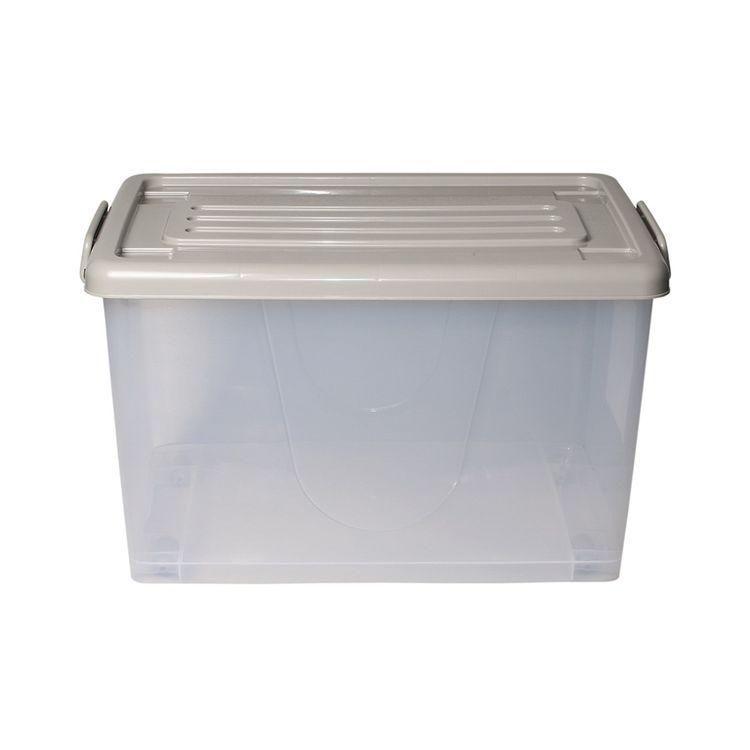 Krea-Caja-de-Pl-stico-con-Ruedas-Trasl-cida-Gris-50-Lt-1-154696667