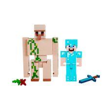 Minecraft-Core-Crafting-Steve-and-Iron-Golem-1-194591230