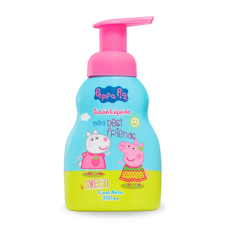Jab-n-L-quido-Tuinies-Peppa-Pig-Frasco-300-ml-Jab-n-L-quido-Tuinies-Peppa-Pig-Frasco-300-ml-1-138446