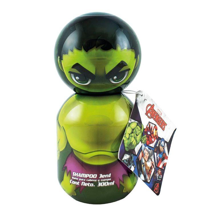 Shampoo-3-en-1-Hulk-Tuinies-Frasco-300-ml-1-190477654