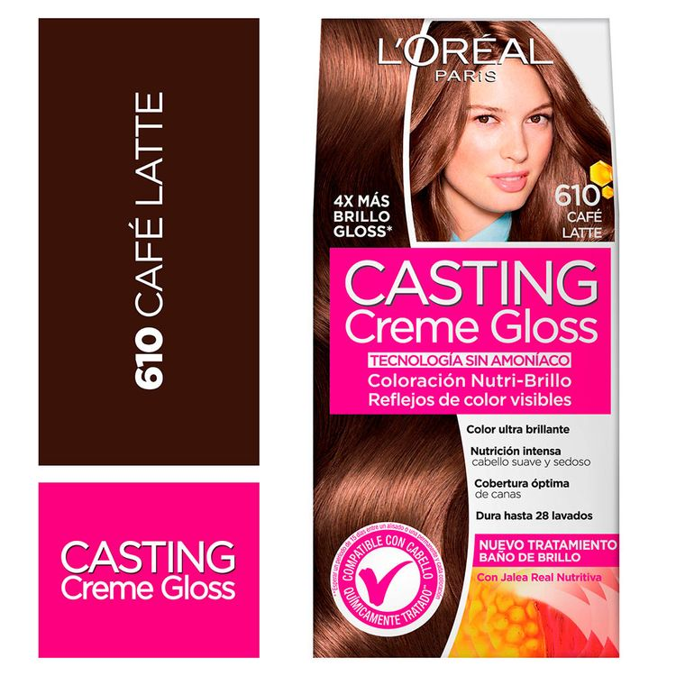 Tinte-para-Cabello-610-Caf-Latte-Casting-Creme-Gloss-Caja-152-5-ml-1-32085604
