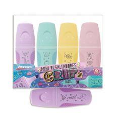 Artesco-Resaltadores-Grip-Mini-Pastel-Estuche-4-unid-1-109801193