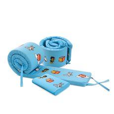 Forli-Protector-de-Borde-para-Cuna-Looney-Tunes-Baby-Almohada-Azul-1-199422113