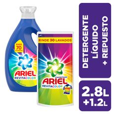 Pack-Ariel-Revitacolor-2.8L---Pouch-1.2L