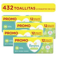 Pack-x4-Pampers-Pañitos-Aroma-Naturaleza-108-unidades