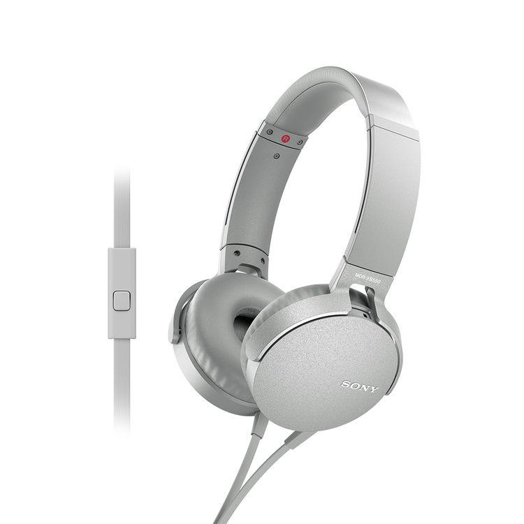Sony-Aud-fonos-con-Micr-fono-On-Ear-Extra-Bass-MDR-XB550AP-Blanco-1-32078333