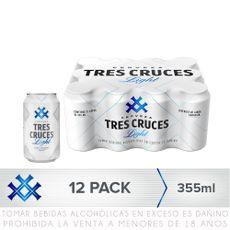 Cerveza-Tres-Cruces-Light-Lata-355-ml-Pack-12-unid-1-200978864