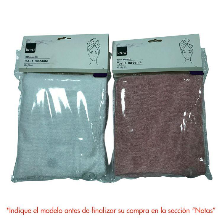 Krea-Toalla-Turbante-65-x-26-cm-Surtido-1-155652078