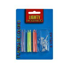 Lighty-Candles-Vela-Flama-de-Colores-Bl-ster-6-unid-1-112505