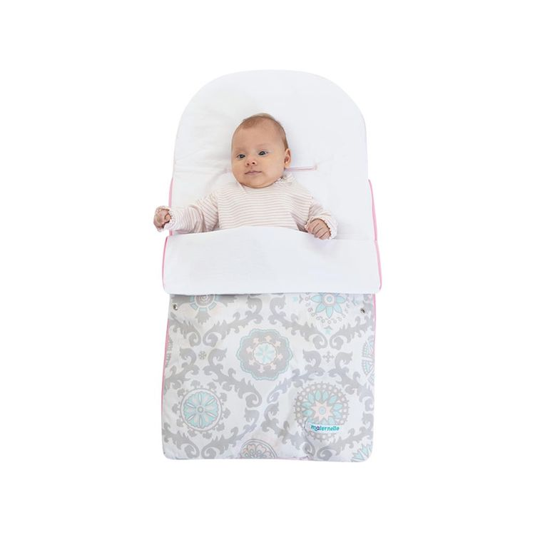 Maternelle-Sleeping-Bag-Baby-Vintage-Rosado-1-199847996
