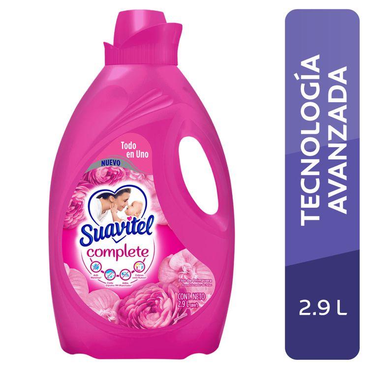 Suavizante-de-Telas-Suavitel-Complete-Flor-de-Primavera-Botella-2-9-Lt-1-76807286