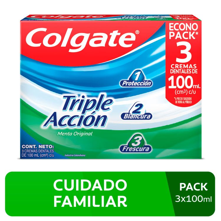 Crema-Dental-Colgate-Triple-Acci-n-Tubo-100-ml-Pack-3-unid-1-133830802