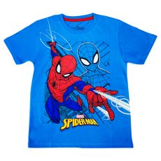 Marvel-Polo-Manga-Corta-Spiderman-Talla-10-1-204309002
