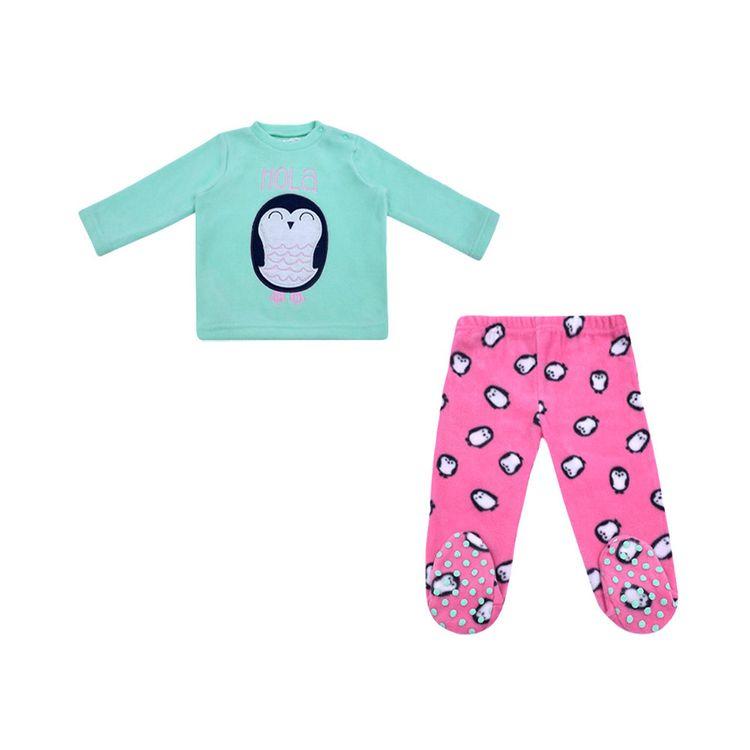 Urb-Pijama-Manga-Larga-Ping-ino-Talla-6-a-9-Meses-2-Piezas-1-199765368