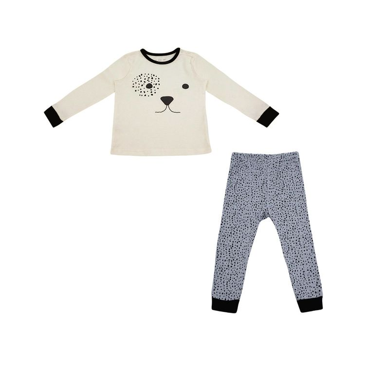 Urb-Pijama-Manga-Larga-Dog-Talla-18-a-24-Meses-2-Piezas-1-199765471