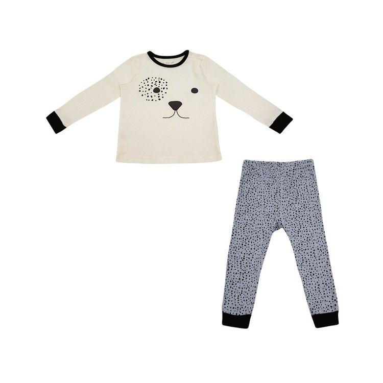 Urb-Pijama-Manga-Larga-Dog-Talla-24-a-36-Meses-2-Piezas-1-199765472