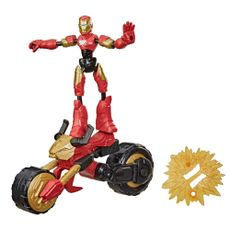 Avengers-Bend-and-Flex-2-en-1-Flex-Rider-Iron-Man-15-cm-1-194924447