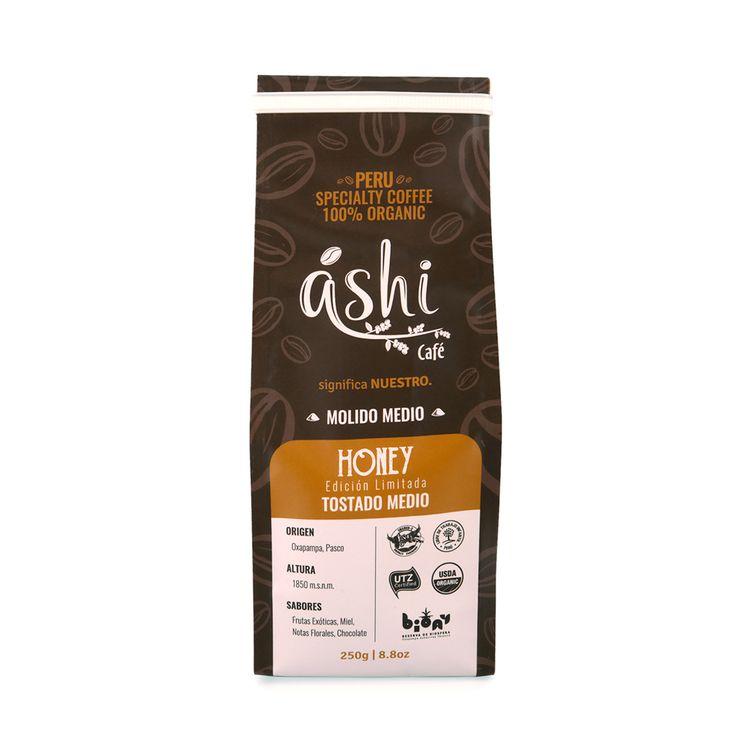 Caf-Molido-Org-nico-Tostado-Medio-Honey-Ashi-Bolsa-250-g-1-186018411