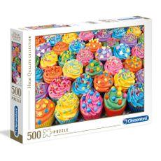 Clementoni-Rompecabezas-Cupcakes-500-Piezas-1-193377231