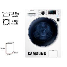 Samsung-Lavaseca-11-Kg-7-Kg-WD11J64E4AW-Eco-Bubble-1-194402334