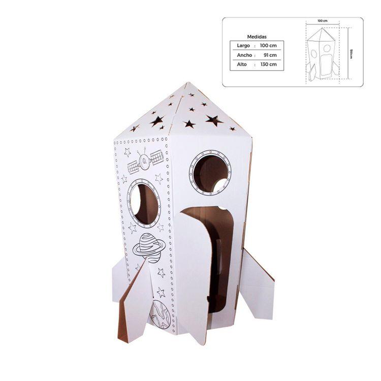 Vinifan-Play-Juguete-Armable-de-Cart-n-Grande-Cohete-1-208190344