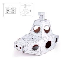 Vinifan-Play-Juguete-Armable-de-Cart-n-Grande-Submarino-1-208190345
