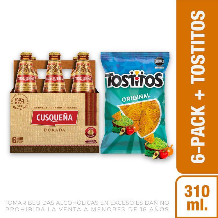 Cerveza-Dorada-Cusque-a-Pack-6-Botellas-de-310-ml-c-u-Tortillas-de-Ma-z-Tostitos-Original-Bolsa-200-gr-1-208191943