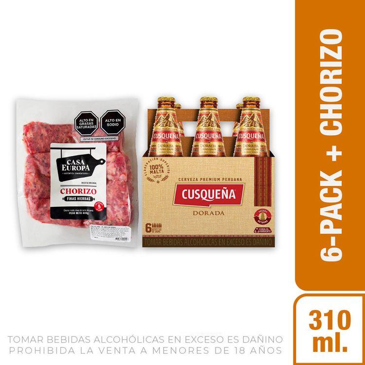 Cerveza-Dorada-Cusque-a-Pack-6-Botellas-de-310-ml-c-u-Chorizo-Finas-Hierbas-Casa-Europa-Paquete-400-g-1-208191960