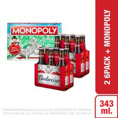 Cerveza-Budweiser-Long-Neck-Pack-6-unid-de-343-ml-Hasbro-Gaming-Nuevo-Monopoly-Cl-sico-1-208191975