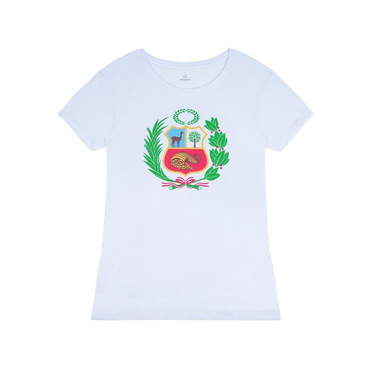 Urb-Polo-Manga-Corta-para-Mujer-Escudo-Talla-XL-1-212273981