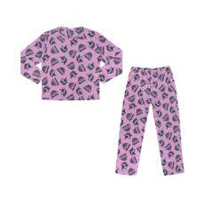 Urb-Pijama-Manga-Larga-Polar-para-Ni-a-Unicornio-Talla-4-Rosado-1-216134723