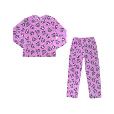 Urb-Pijama-Manga-Larga-Polar-para-Ni-a-Unicornio-Talla-8-Lila-1-216134730