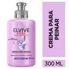 Crema-para-Peinar-cido-Hialur-nico-Cabello-Deshidratado-Elvive-Hidra-Frasco-300-ml-1-224685154