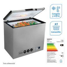 Coldex-Congelador-247-Lt-CH10-Auto-Frost-Silver-1-124981493